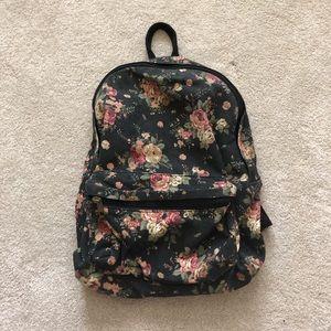 Nordstrom floral backpack